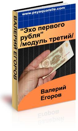 эхо первого рубля дистантный модуль